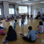 コスモスポーツクラブから、村田先生が来てくれました! コスモ体操!(4月第3回)