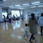 走ったり、歩いたり、ジャンプしたり! コスモ体操!(4月第3回)